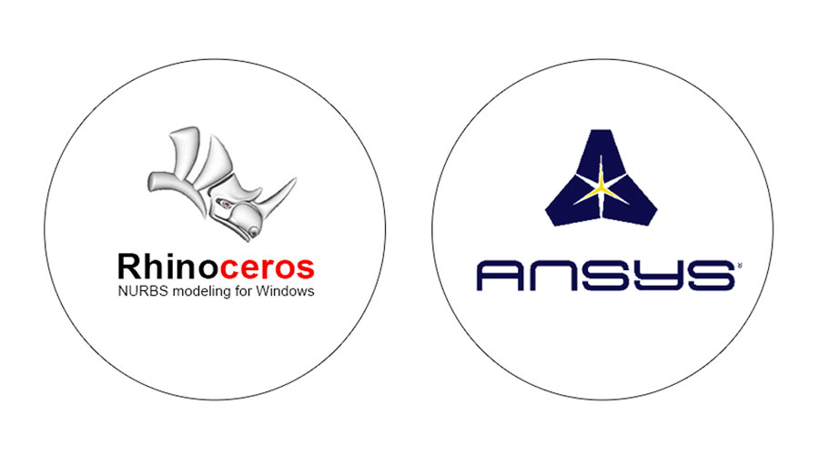Rhinoceros and Ansys