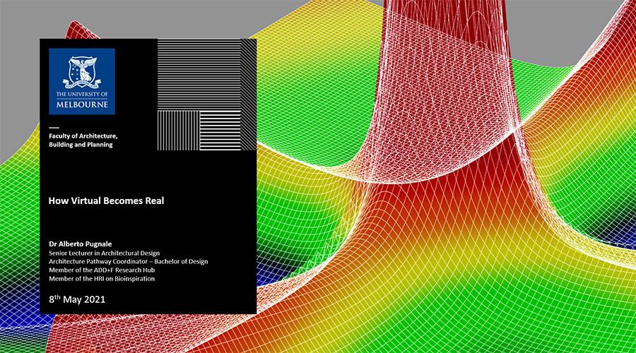 DigitalFUTURES Talk : Light Structures